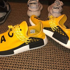 "85c1cb6dd81e1 adidas Shoes - Pharrell Williams Adidas NMD ""Human Race"""